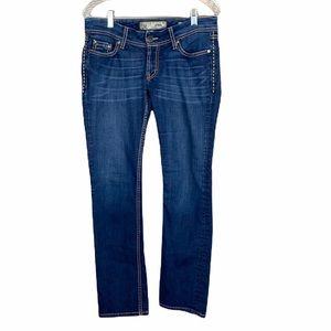 BKE Stella Straight Jeans Size 29